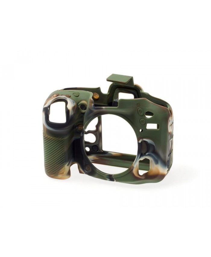 easyCover for Nikon D7100 / D7200 camouflage