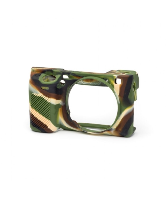 easyCover camera case for Sony A6300 camouflage