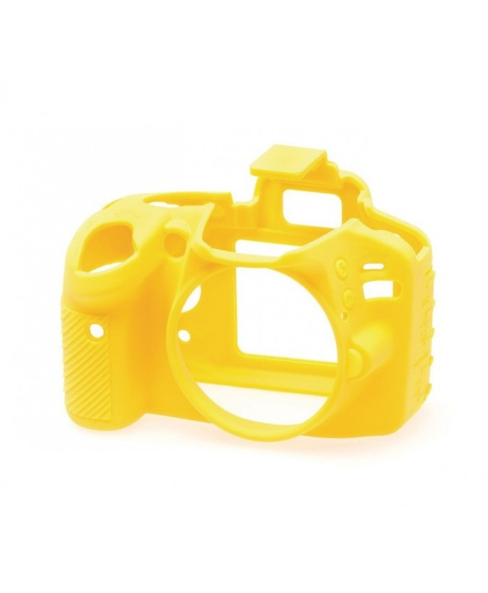 easyCover for Nikon D3200 Yellow