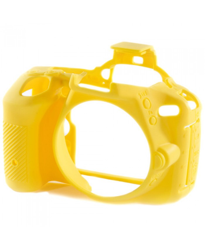 easyCover for Nikon D5500 Yellow