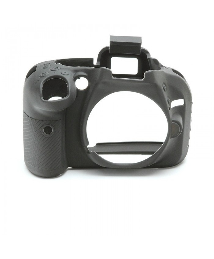 easyCover for Nikon D5300 Black