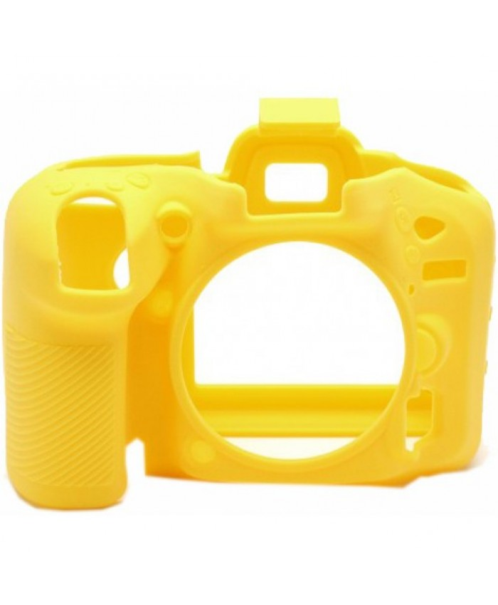 easyCover for Nikon D7100 / D7200 Yellow