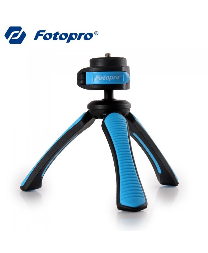 Fotopro Flexible Mini Tripod SY310 Blue