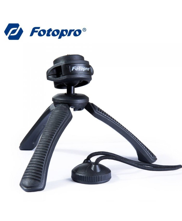 Fotopro Flexible Mini Tripod SY310 Black
