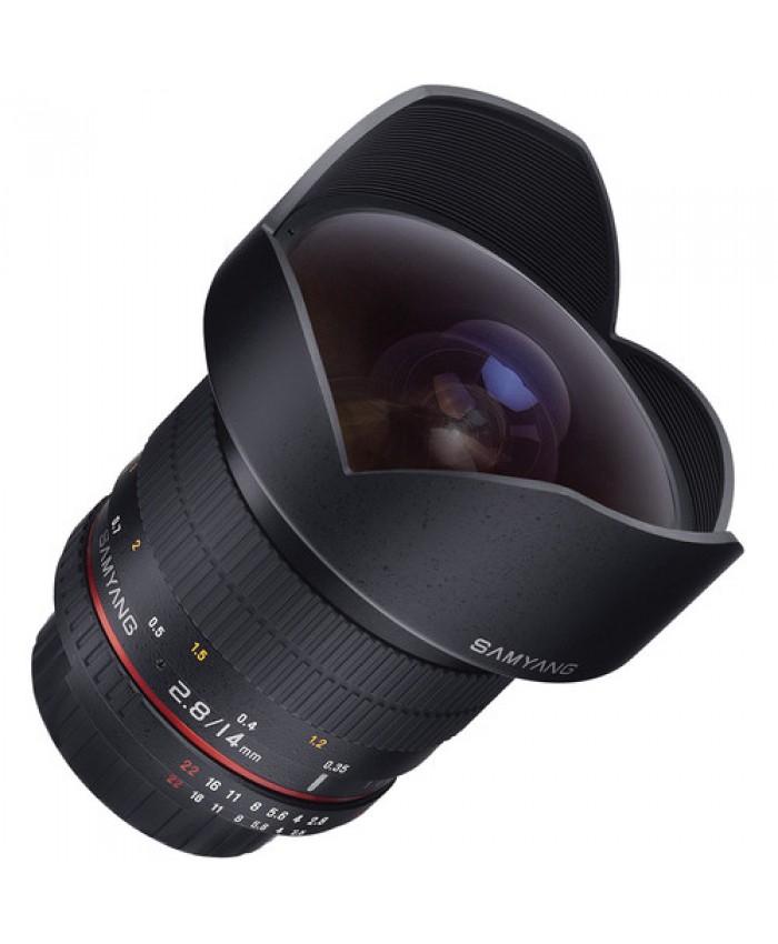 Samyang 14mm Ultra Wide-Angle f/2.8 IF ED UMC Canon