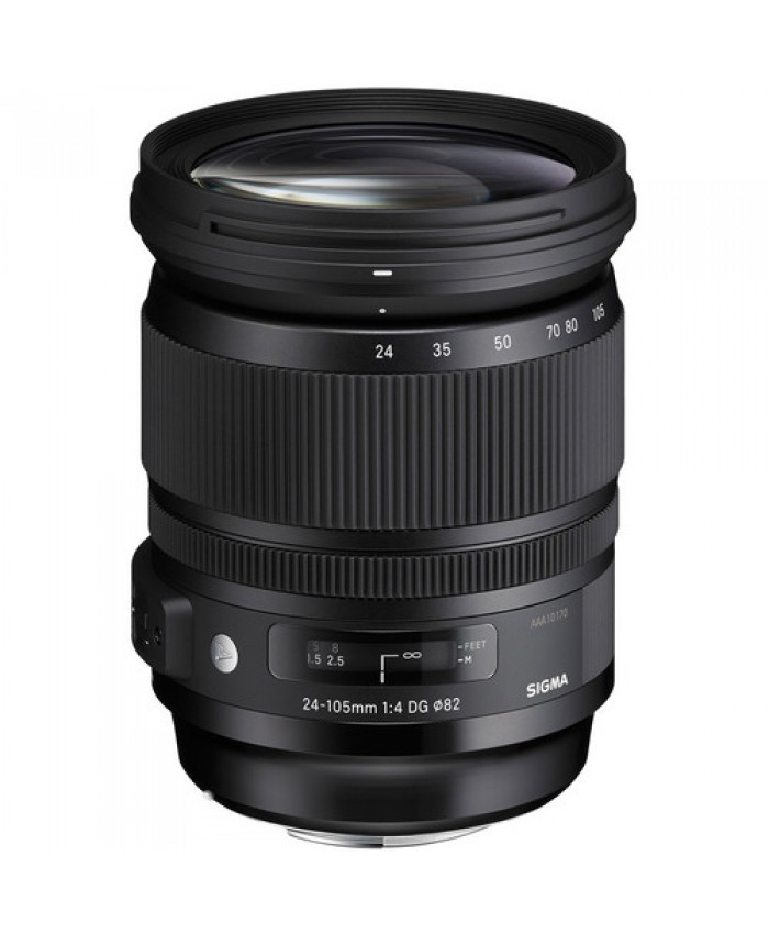 Sigma 24-105mm F/4 DG OS HSM Lens ART - Canon