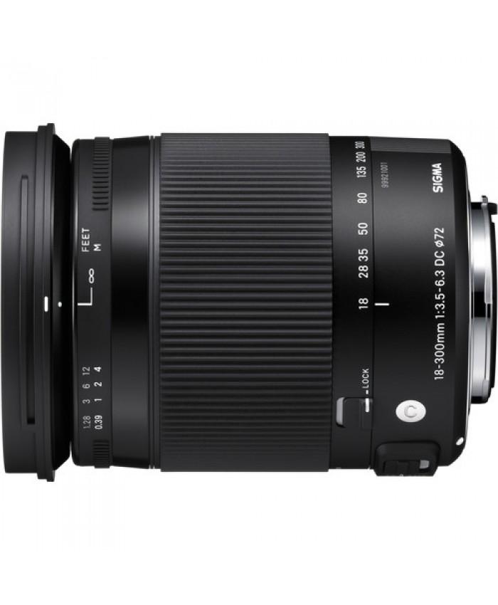 Sigma 18-300mm f/3.5-6.3 DC Macro OS HSM ART - Canon