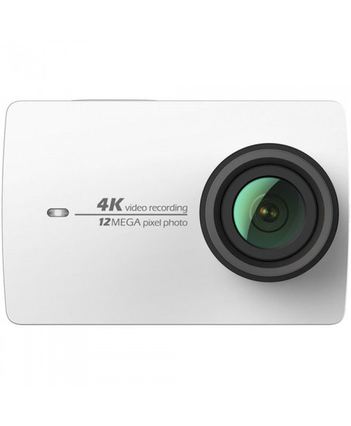 YI 4K Action Camera White