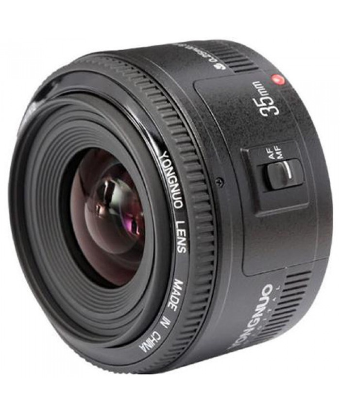Yongnuo YN 35mm f/2 Lens for Canon EF