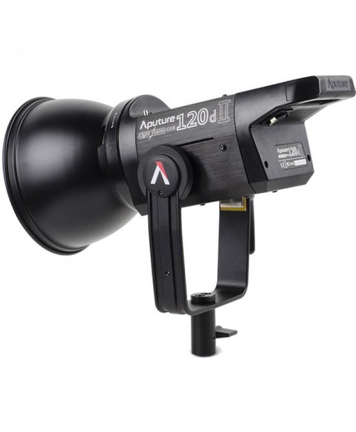 Aputure Light Storm LS C120D II LED Light V-mount Battery Plate