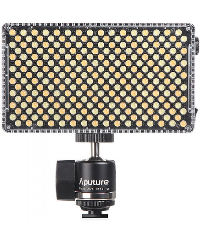 Aputure Amaran AL-F7 On-Camera Variable Color LED Light 3200 to 9500K