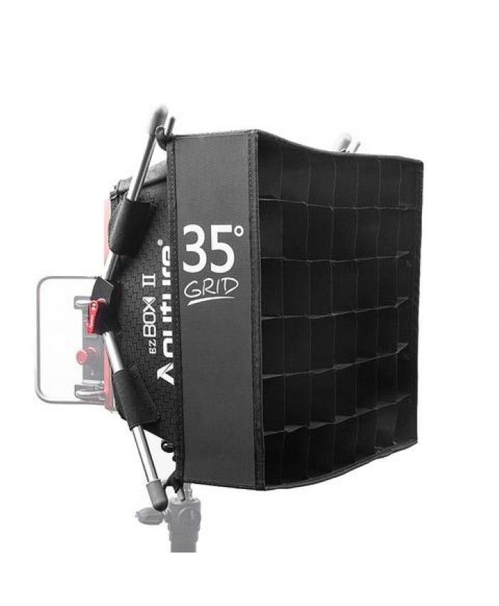Aputure EZ Box+ Mark II Softbox Grid Kit for 528 and 672 LED Lights