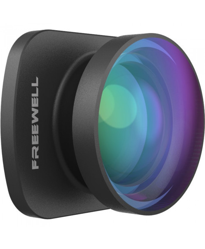 Freewell Wide-Angle Lens for DJI Osmo Pocket
