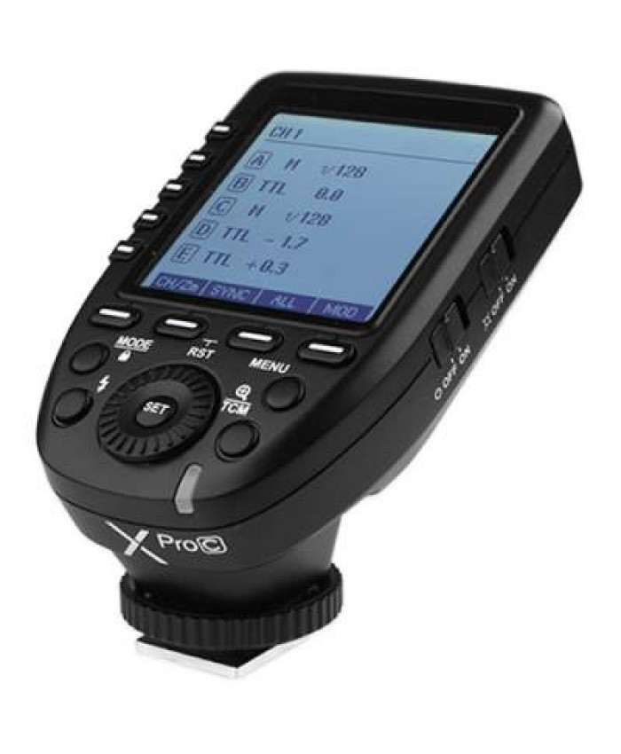 Godox XProC TTL Wireless Flash Trigger for Canon Cameras