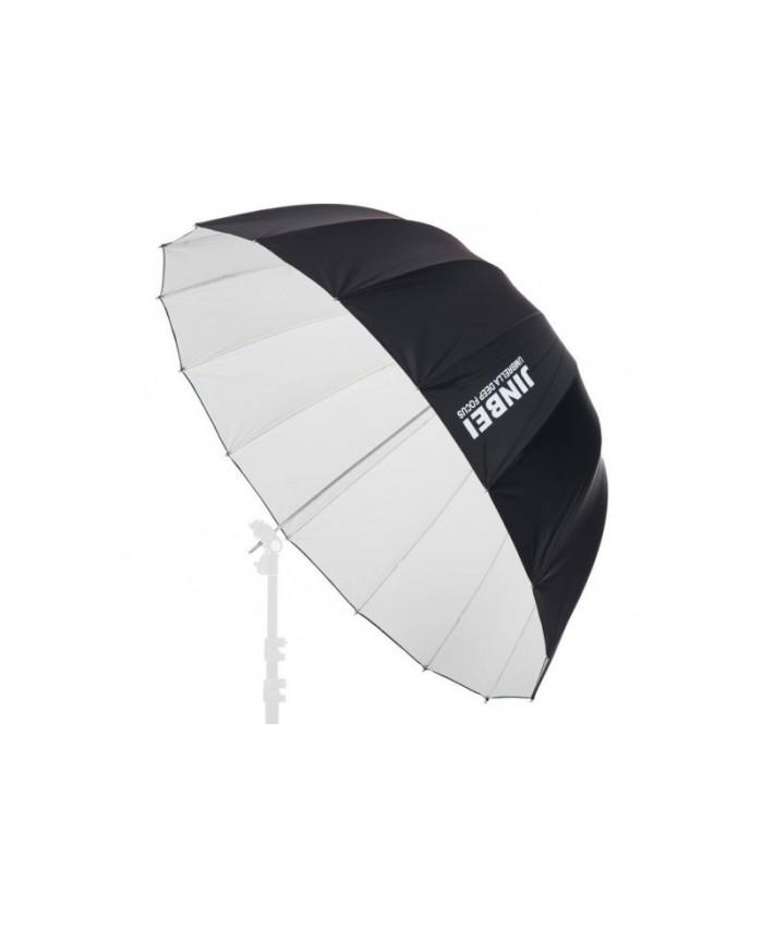 Jinbei 100cm Black / White Deep Umbrella