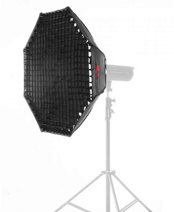 Jinbei K-120 Octagonal Umbrella Soft Box with Grid