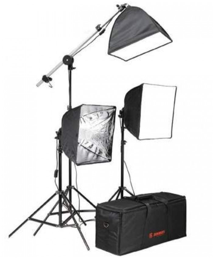 Jinbei ET403 Studio Continuous Lighting Kit