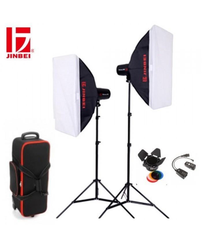 Jinbei DII 250 Studio Flash Kit