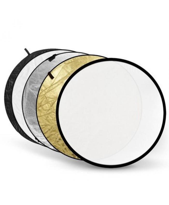 Jinbei 110cm Reflector Disc 5 in 1
