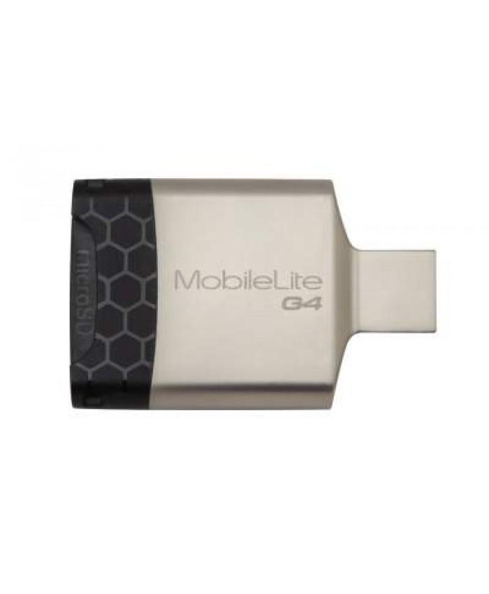 Kingston Digital MobileLite G4 USB 3.0 Multi-Function Card Reader