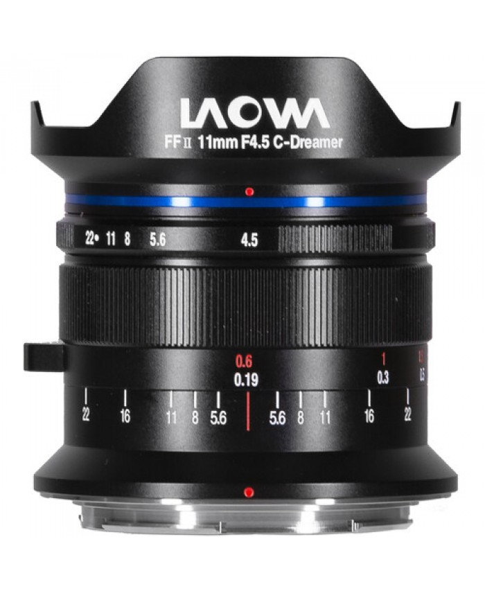 Laowa 11mm f/4.5 FF RL Lens for Sony FE