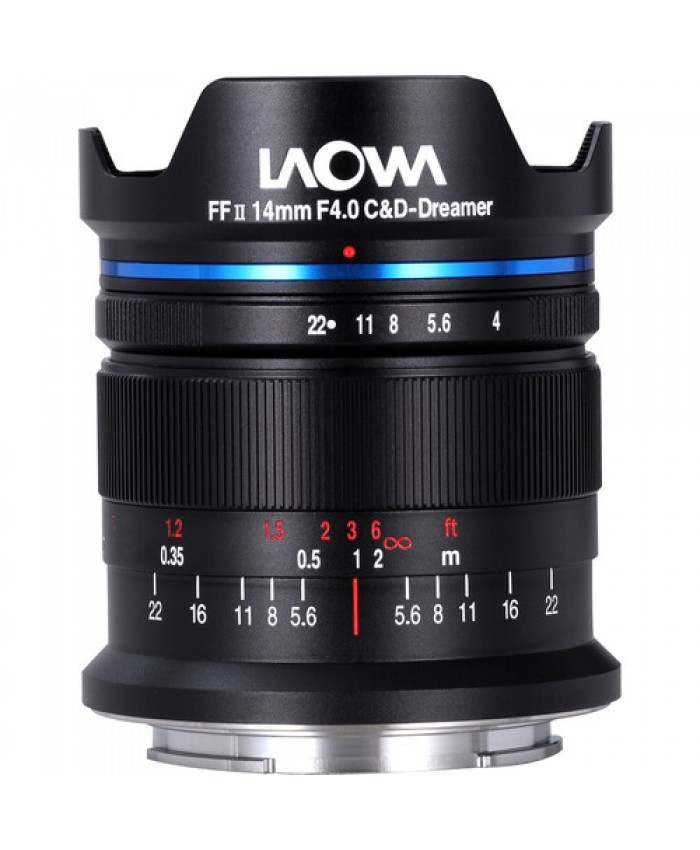 Laowa 14mm f/4 FF RL Zero-D Lens for Canon RF