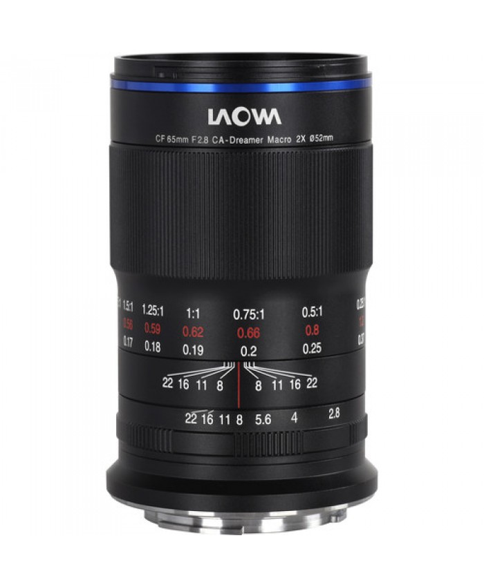 Laowa 65mm f/2.8 2x Ultra Macro APO Lens for Sony E