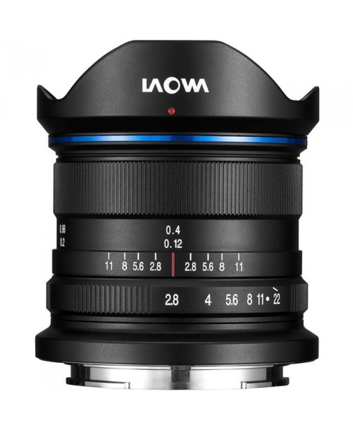 Laowa 9mm f/2.8 Zero-D Lens for Canon EF-M