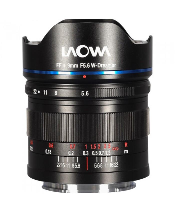 Laowa 9mm f/5.6 FF RL Lens - Sony FE