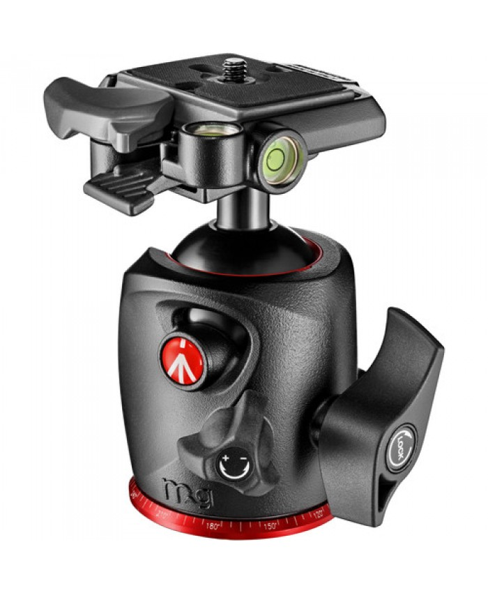 Manfrotto XPRO Magnesium Ball Head with 200PL-14 Quick Release Plate