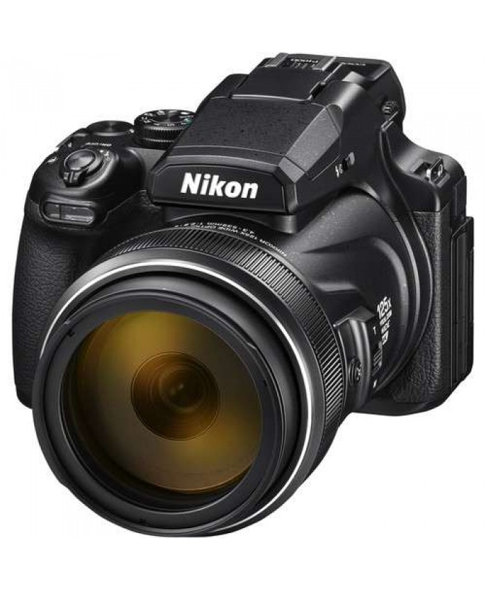 Nikon COOLPIX P1000 Digital Camera + 16GB C10