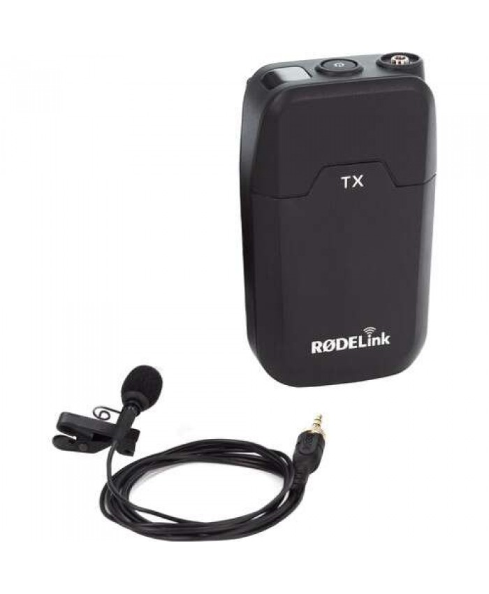 Rode TX-BELT Beltpack Wireless Transmitter with Lavalier Mic