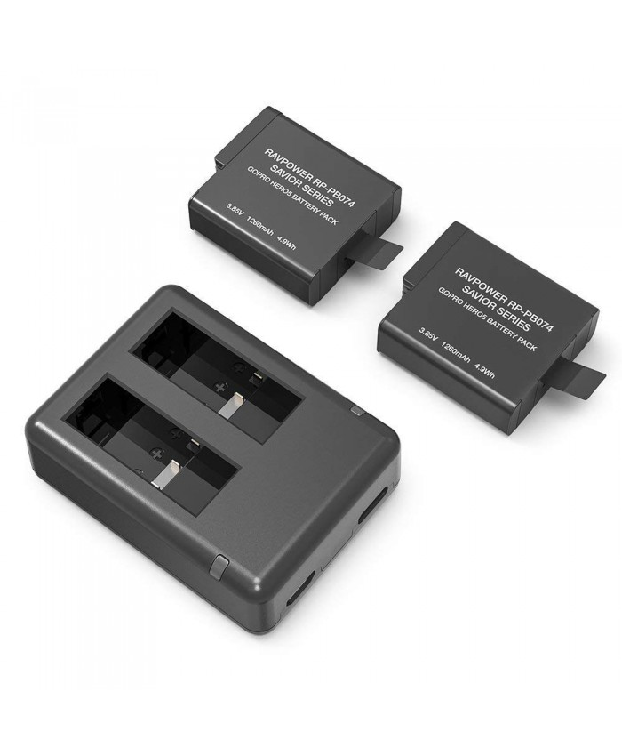 RAVPower for GoPro HERO 5 , 6 and 7