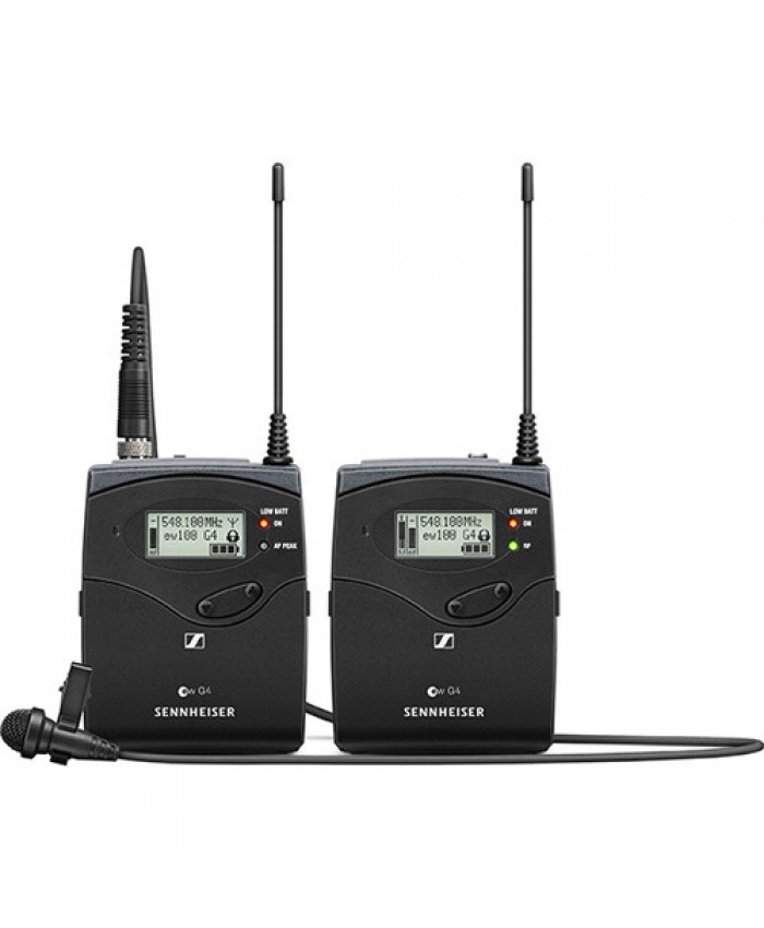 Sennheiser Ew 112P G4 Camera-Mount Wireless Microphone System