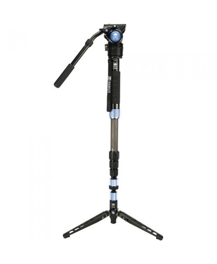 Sirui P-324SR Photo/Video Monopod with VH-10 Head