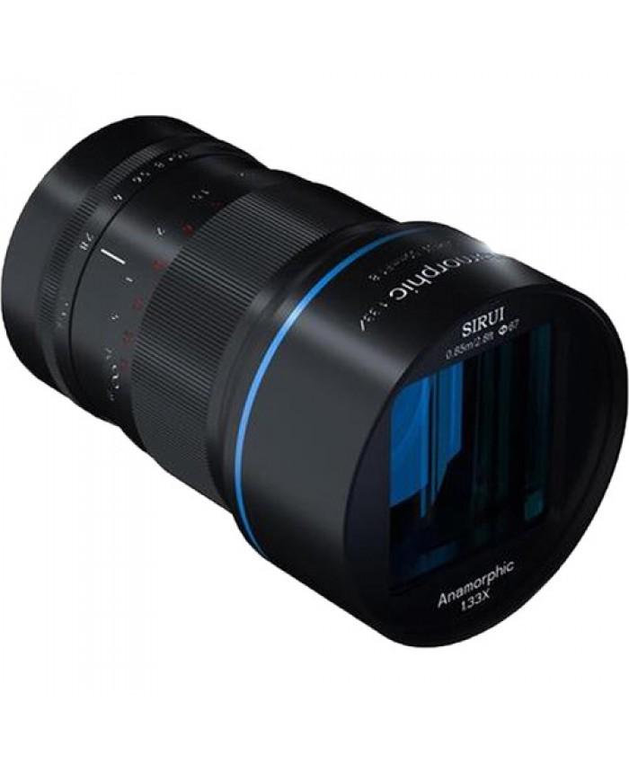 Sirui 50mm f/1.8 Anamorphic 1.33x Lens Sony E-Mount
