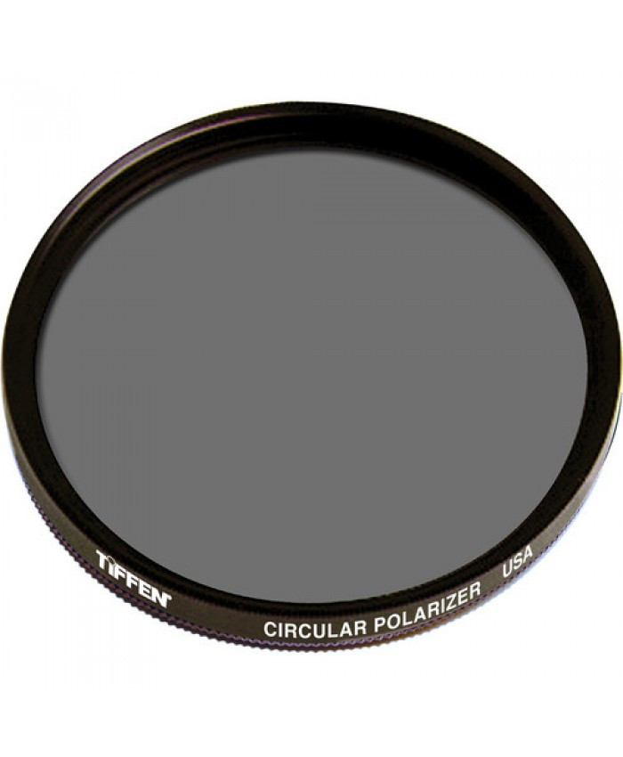 Tiffen 49mm Circular Polarizing Filter