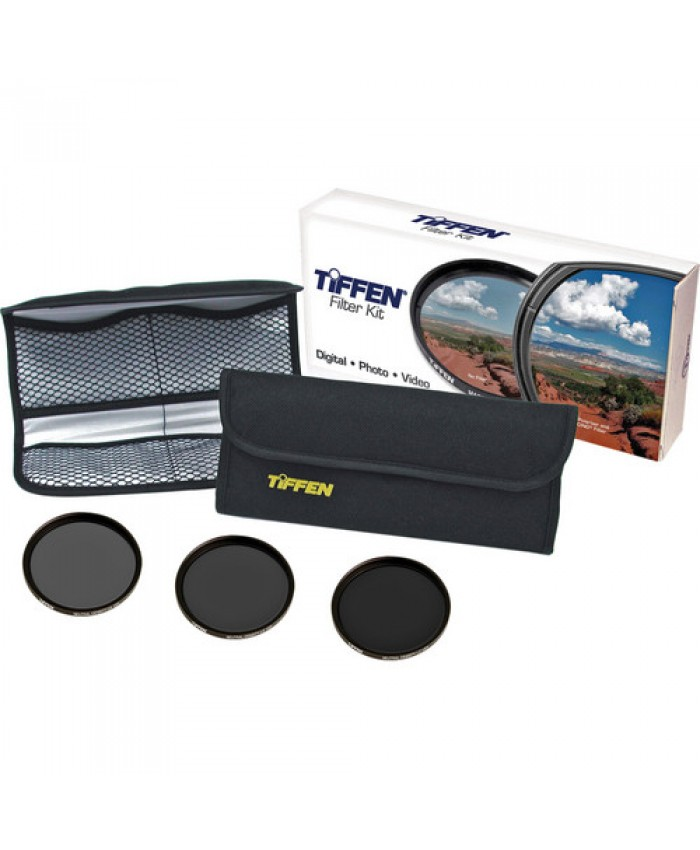 Tiffen 49mm Digital ND Filter Kit (2, 3, 4-Stop)