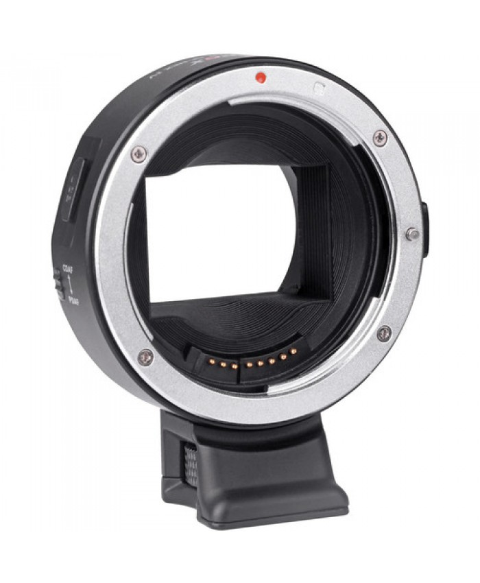 Viltrox EF-NEX IV Lens Mount Adapter for Canon EF-Mount Lens to Select Sony E-Mount Cameras