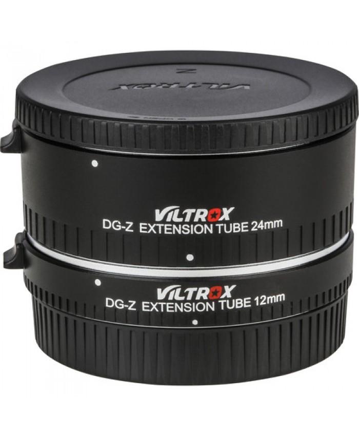 Viltrox Automatic Extension Tube Set for Nikon Z