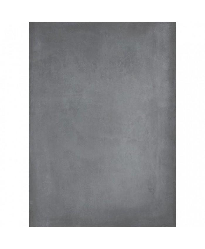 Westcott X-Drop Vinyl Backdrop 5 x 7', Smooth Concrete