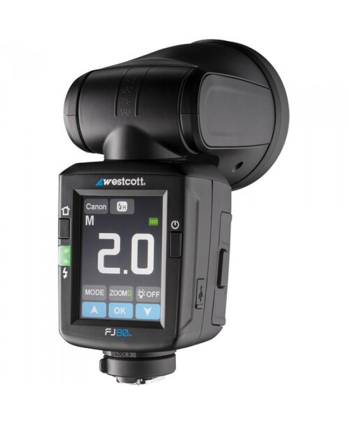 Westcott FJ80 Universal Touchscreen 80Ws Speedlight