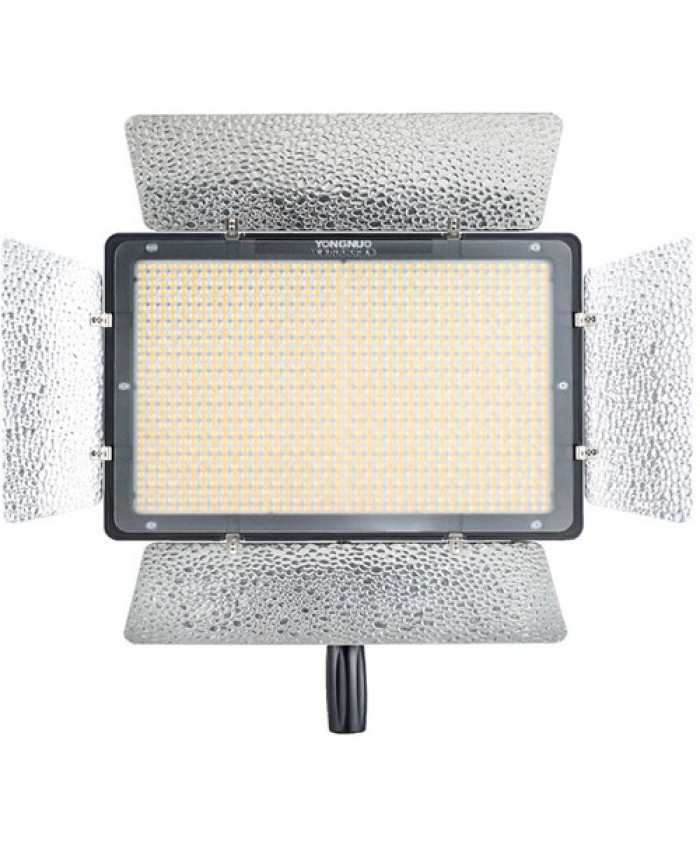 Yongnuo YN1200 LED Video Light + AC Adapter