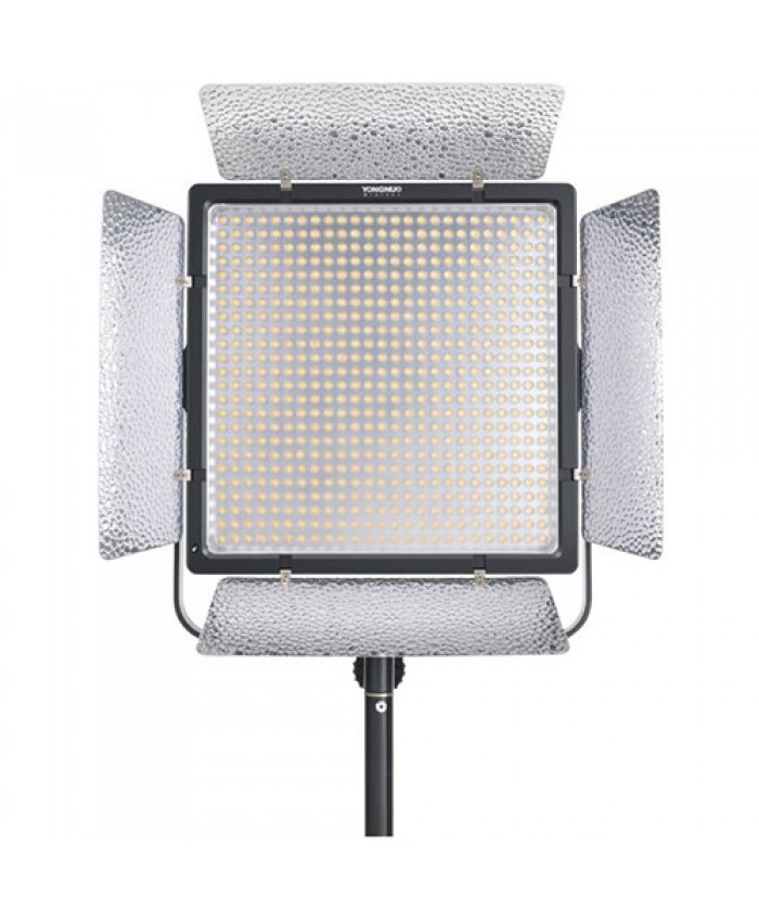 Yongnuo YN860 Bi-Color LED Light + AC Adapter