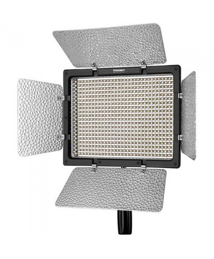 Yongnuo YN-600L II LED 3200-5500K Light + AC Adapter
