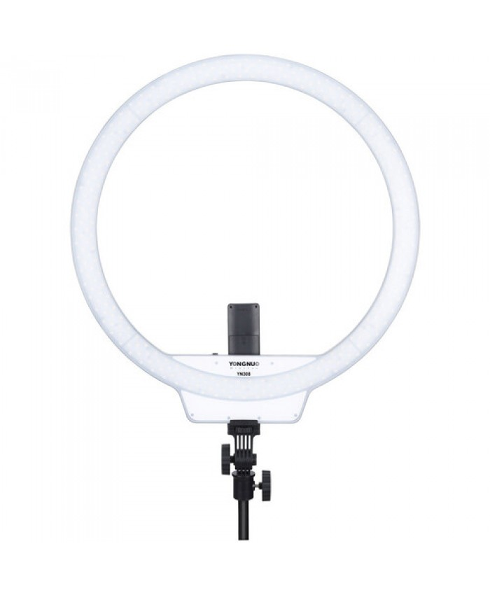 YONGNUO YN308 Ringlight 3200 - 5500K LED Light