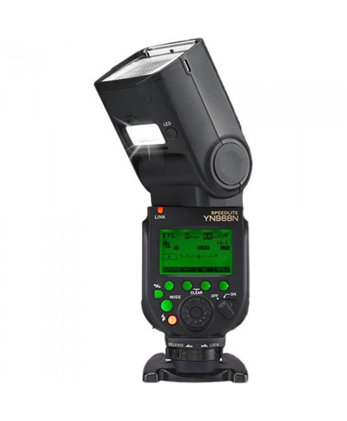 Yongnuo YN968N TTL Speedlite for Nikon Cameras