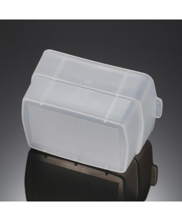 YN600-16 White Diffuser for YONGNUO YN568EX/YN568EX II/YN560EX Speedlight