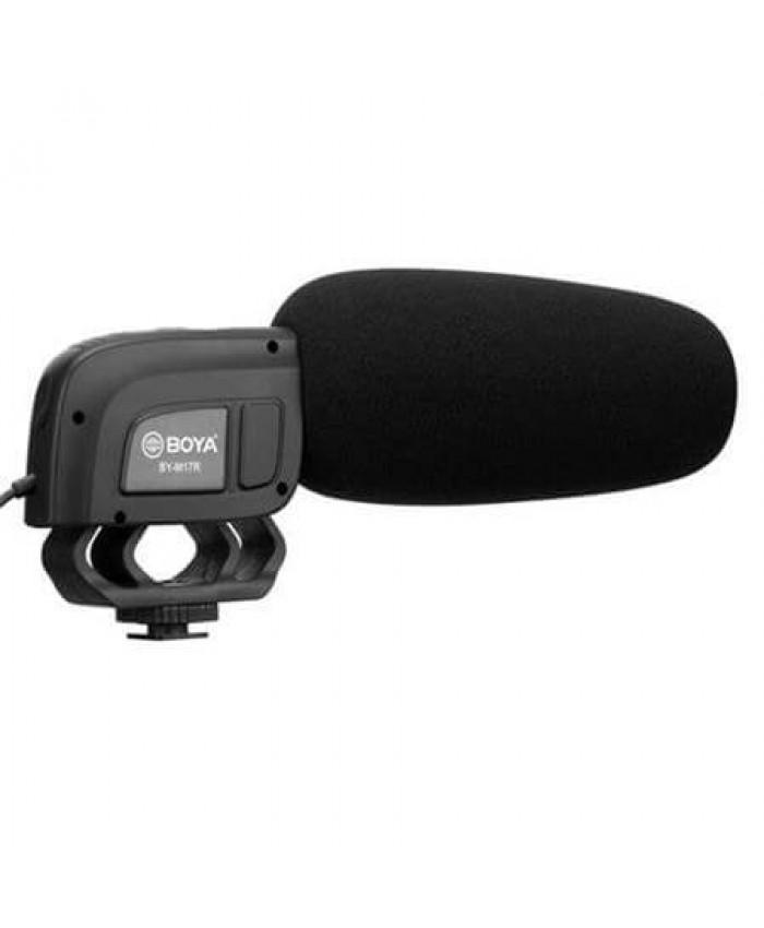 BOYA BY-M17R On-Camera Condenser Shotgun Microphone