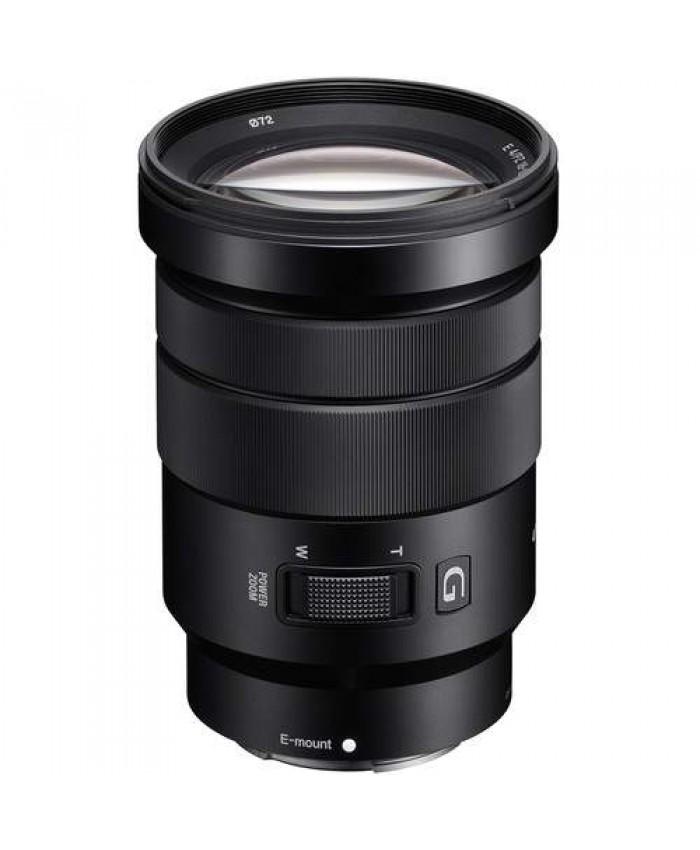 Sony E PZ 18-105mm f/4 G OSS Lens